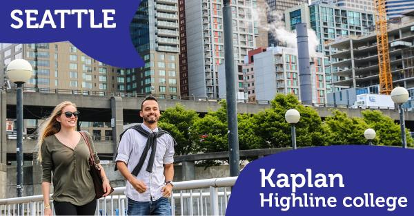 Kaplan International English Highline college
