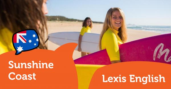 Lexis English - Sunshine Coast